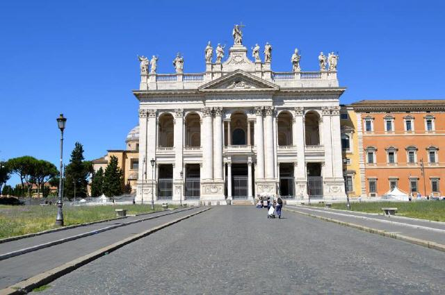 Rom - Basilika San Giovanni in Laterano